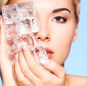 beauty ice