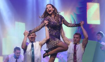 Carole Samaha-The Lady show
